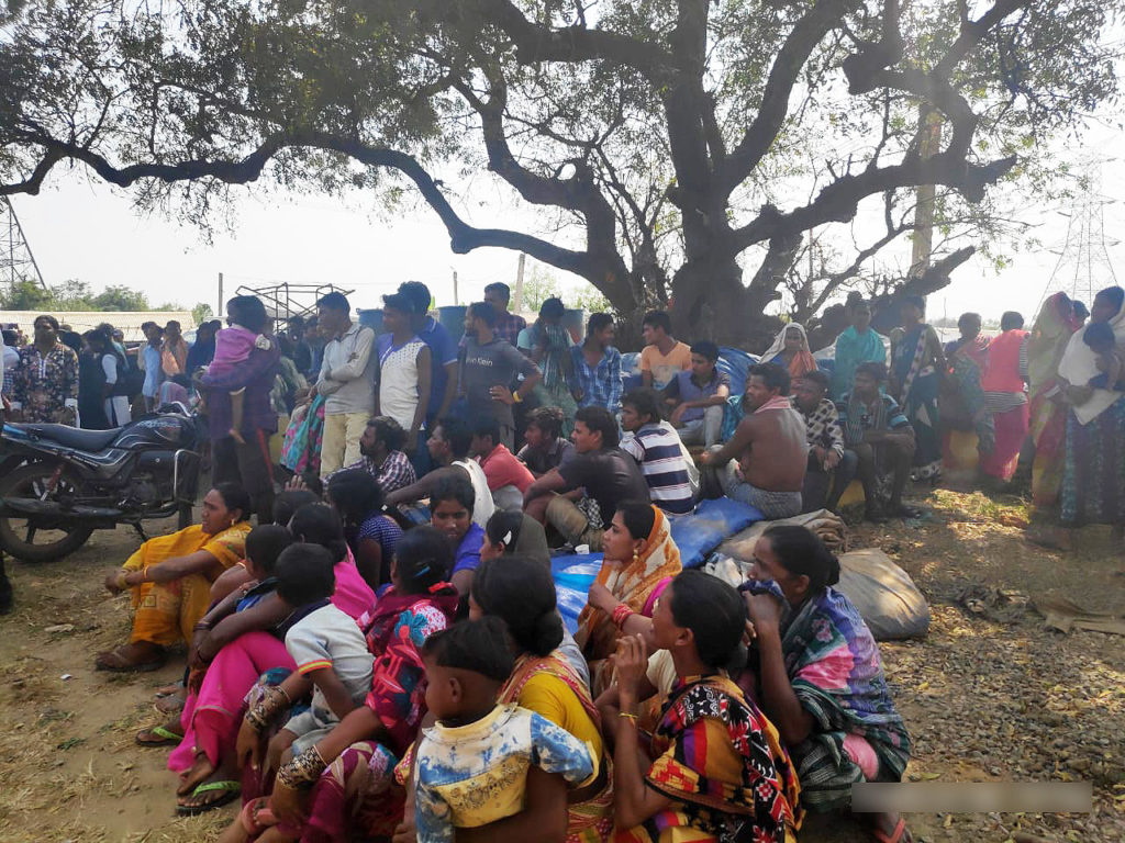 Local Authorities Take the Lead to Rescue 247 from Bondage at a Brick Kiln