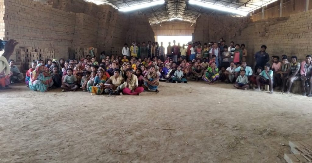 Sixty-Four Children Among Hundreds Rescued at Brick Kiln During Lockdown