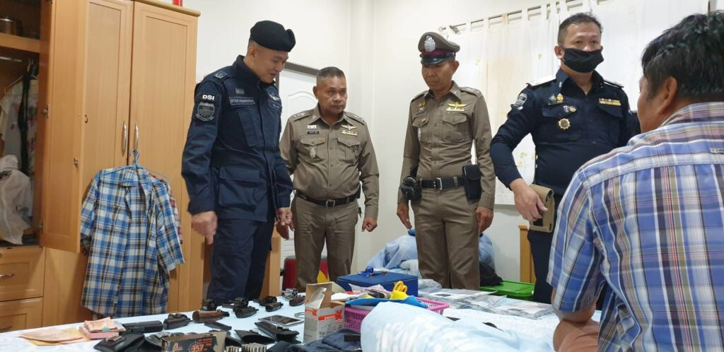 Local Politician Arrested on Charges of Trafficking 5 Men Into Thai Fishing Industry