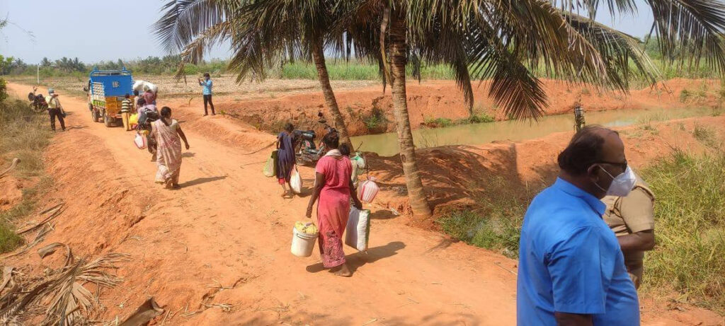 IJM Partner Helps Free Two Families from Slavery at a Sugarcane Farm