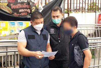 Thai Boat Owner Arrested, Facing Human Trafficking Charges